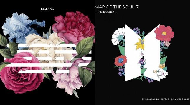 """Netizen Hàn tranh cãi quanh nghi vấn BTS """"vay mượn"""" ý tưởng bìa album từ BIGBANG ảnh 3"""