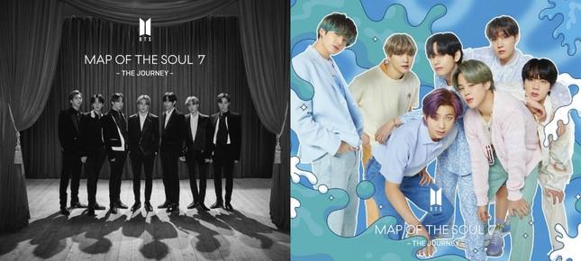 """Netizen Hàn tranh cãi quanh nghi vấn BTS """"vay mượn"""" ý tưởng bìa album từ BIGBANG ảnh 6"""