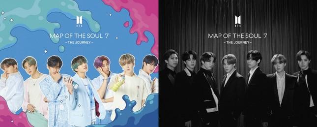 """Netizen Hàn tranh cãi quanh nghi vấn BTS """"vay mượn"""" ý tưởng bìa album từ BIGBANG ảnh 1"""
