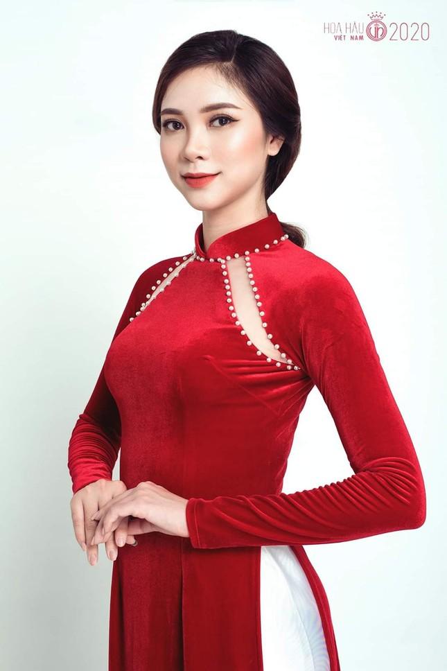 """Nhan sắc """"cực phẩm"""" của Hoài Thương - thí sinh lớn tuổi nhất cuộc thi Hoa hậu Việt Nam ảnh 1"""