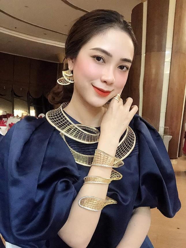 """Nhan sắc """"cực phẩm"""" của Hoài Thương - thí sinh lớn tuổi nhất cuộc thi Hoa hậu Việt Nam ảnh 3"""