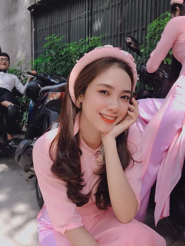 """Nhan sắc """"cực phẩm"""" của Hoài Thương - thí sinh lớn tuổi nhất cuộc thi Hoa hậu Việt Nam ảnh 5"""