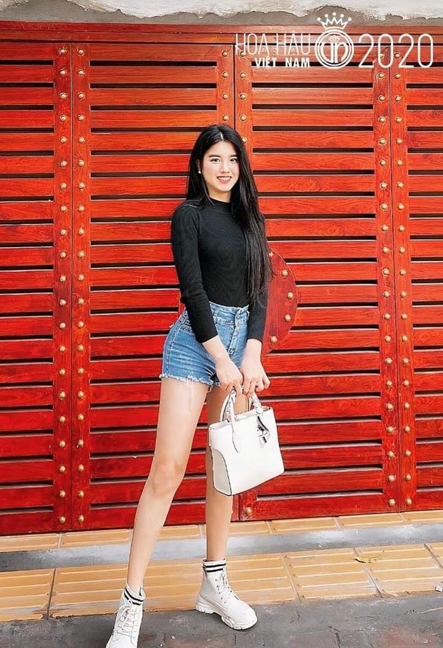 Đặng Phương Nhung - thí sinh 2K của Hoa Hậu Việt Nam sở hữu đôi chân dài miên man ảnh 6
