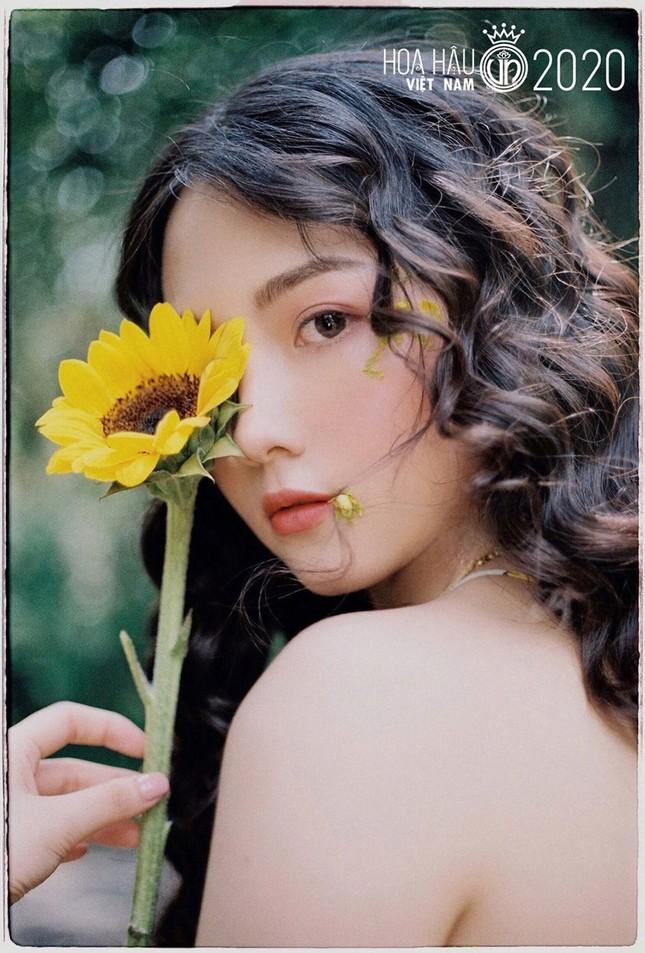 Lâm Hà Thủy Tiên - cô gái xinh như Tiểu Long Nữ trong dàn thí sinh 2K của Hoa Hậu Việt Nam ảnh 1
