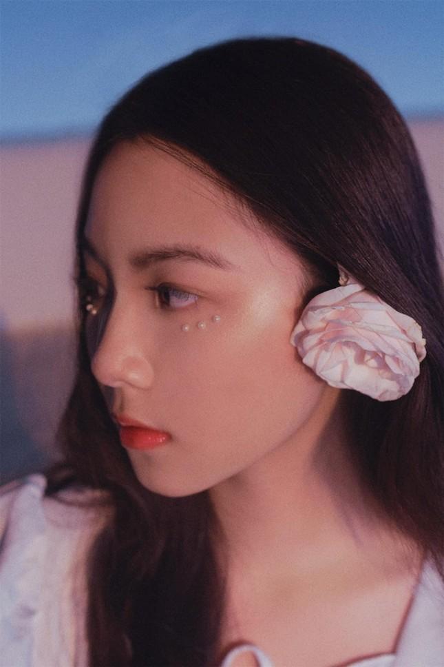 Lâm Hà Thủy Tiên - cô gái xinh như Tiểu Long Nữ trong dàn thí sinh 2K của Hoa Hậu Việt Nam ảnh 4