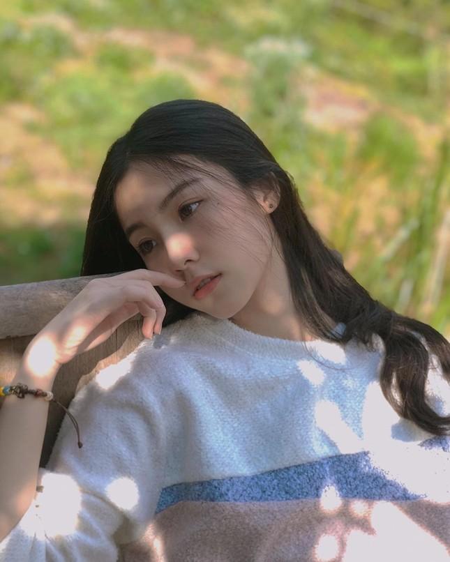 Lâm Hà Thủy Tiên - cô gái xinh như Tiểu Long Nữ trong dàn thí sinh 2K của Hoa Hậu Việt Nam ảnh 6