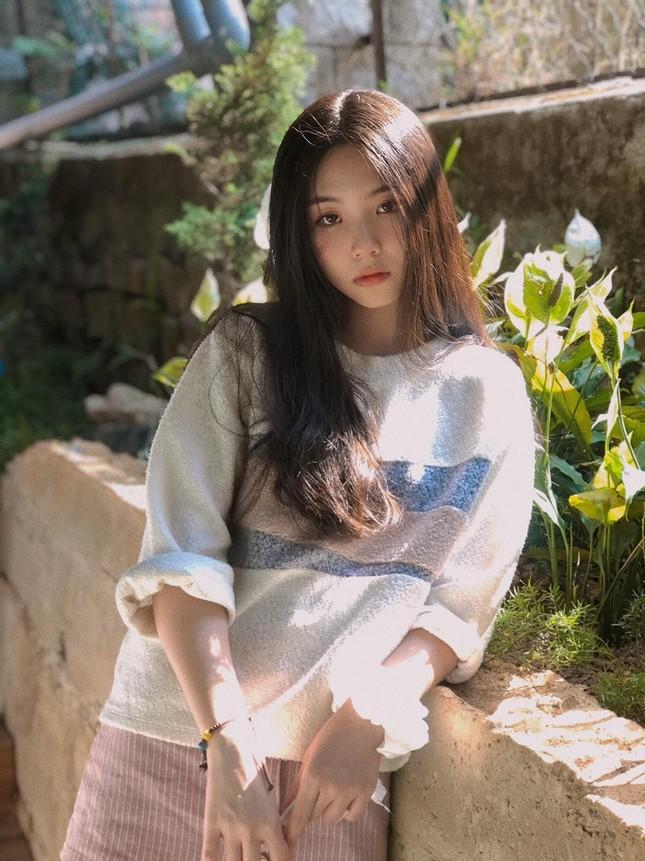Lâm Hà Thủy Tiên - cô gái xinh như Tiểu Long Nữ trong dàn thí sinh 2K của Hoa Hậu Việt Nam ảnh 7