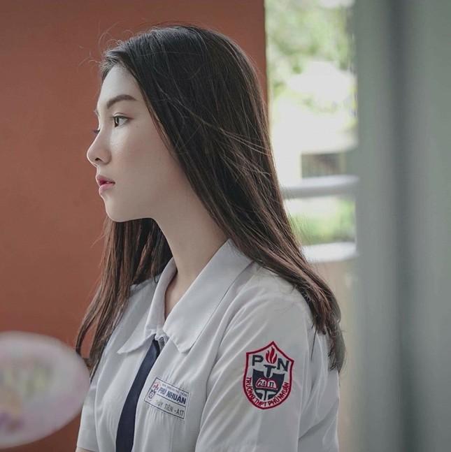 Lâm Hà Thủy Tiên - cô gái xinh như Tiểu Long Nữ trong dàn thí sinh 2K của Hoa Hậu Việt Nam ảnh 5
