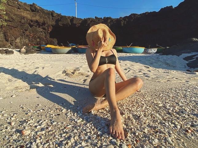 """Thừa nhận xấu hổ không dám khoe body nhưng lâu lâu Diệu Nhi lại diện bikini """"gây bão"""" ảnh 4"""