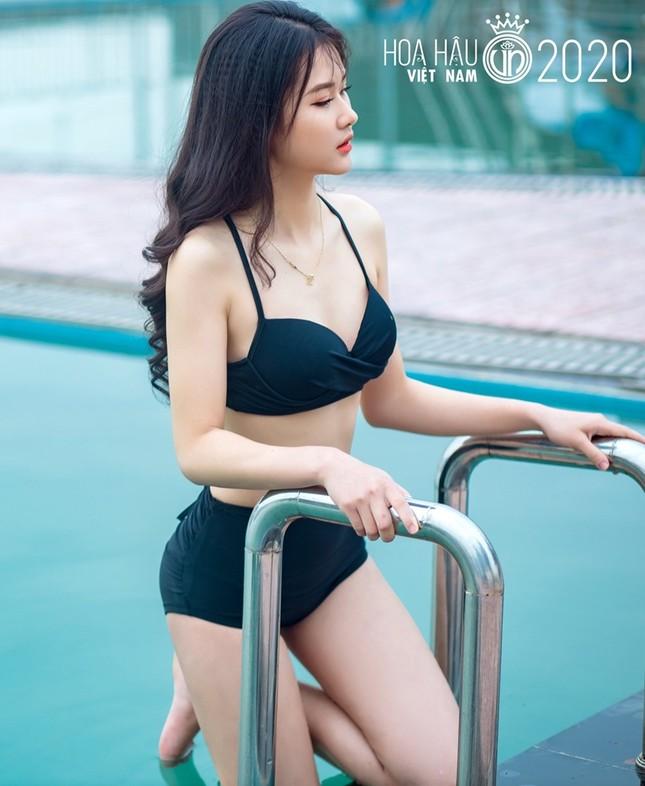 Vẻ đẹp trong sáng của Bùi Thái Bảo - thí sinh nhỏ tuổi nhất Hoa Hậu Việt Nam 2020 ảnh 3