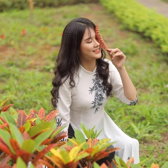 Vẻ đẹp trong sáng của Bùi Thái Bảo - thí sinh nhỏ tuổi nhất Hoa Hậu Việt Nam 2020 ảnh 2