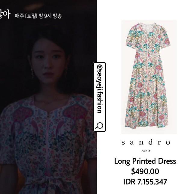 """Bóc giá loạt trang phục siêu xa xỉ của Seo Ye Ji trong tập 11 - 12 """"Điên Thì Có Sao"""" ảnh 6"""