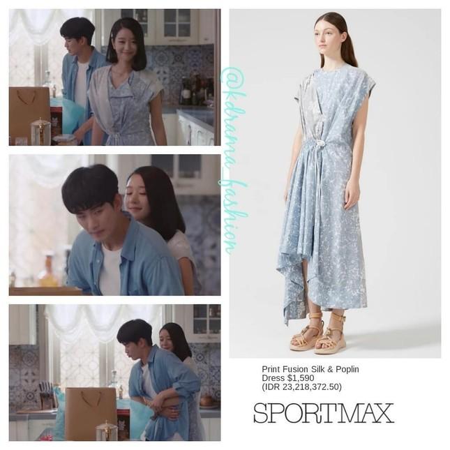 """Bóc giá loạt trang phục siêu xa xỉ của Seo Ye Ji trong tập 11 - 12 """"Điên Thì Có Sao"""" ảnh 10"""