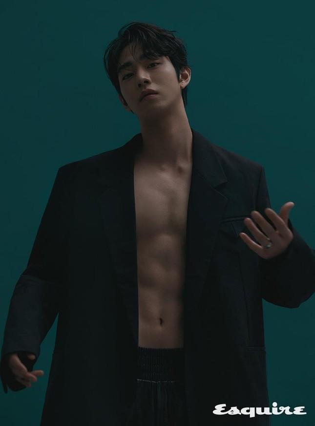 """Ahn Hyo Seop - """"mỹ nam"""" sở hữu đôi chân dài tít tắp, hình mẫu bạn trai mới của fangirl ảnh 8"""
