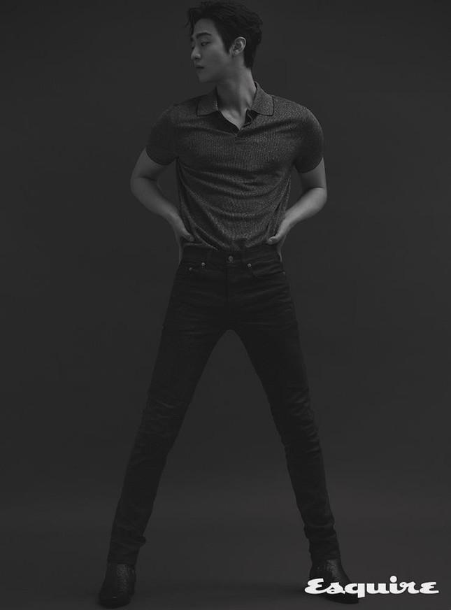 """Ahn Hyo Seop - """"mỹ nam"""" sở hữu đôi chân dài tít tắp, hình mẫu bạn trai mới của fangirl ảnh 5"""