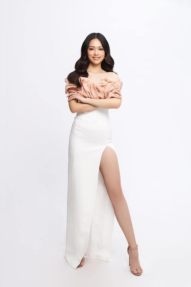"""Ngọc Trang - thí sinh Hoa hậu Việt Nam nhận """"bão like"""" vì có nét giống Jennie (BLACKPINK) ảnh 5"""