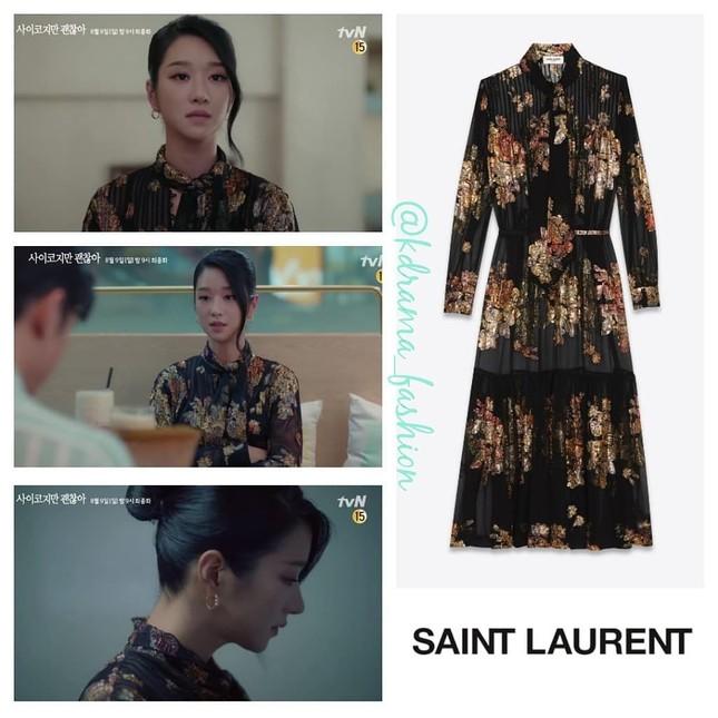 """10 bộ váy đắt giá nhất được Seo Ye Ji mặc trong """"Điên Thì Có Sao"""" khiến fan mê đắm ảnh 9"""