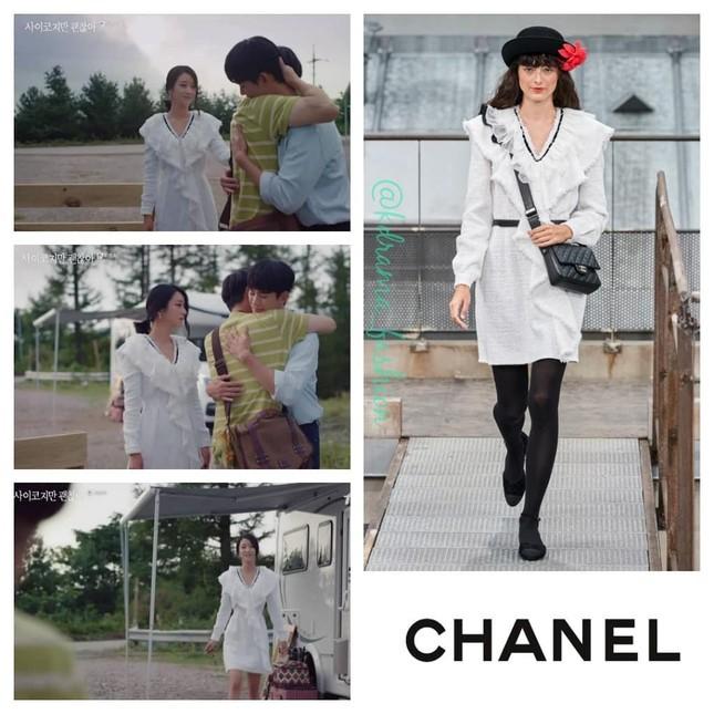 """10 bộ váy đắt giá nhất được Seo Ye Ji mặc trong """"Điên Thì Có Sao"""" khiến fan mê đắm ảnh 8"""