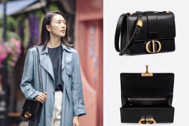 Loạt túi của Cố Giai (30 Chưa Phải Là Hết): Có Hermès, Dior và có luôn cả Charles & Keith ảnh 4