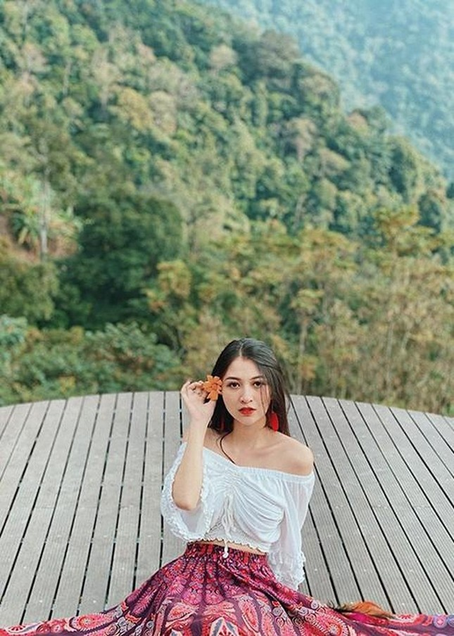 """Diễn viên Anh Thư """"Tình yêu và tham vọng"""" đăng ký dự thi Hoa hậu Việt Nam 2020 ảnh 7"""