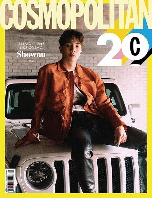 Cosmopolitan Hàn tháng 9 mời hẳn 20 sao Hàn lên bìa, có Seo Ye Ji, Kim Da Mi và ai nữa? ảnh 15