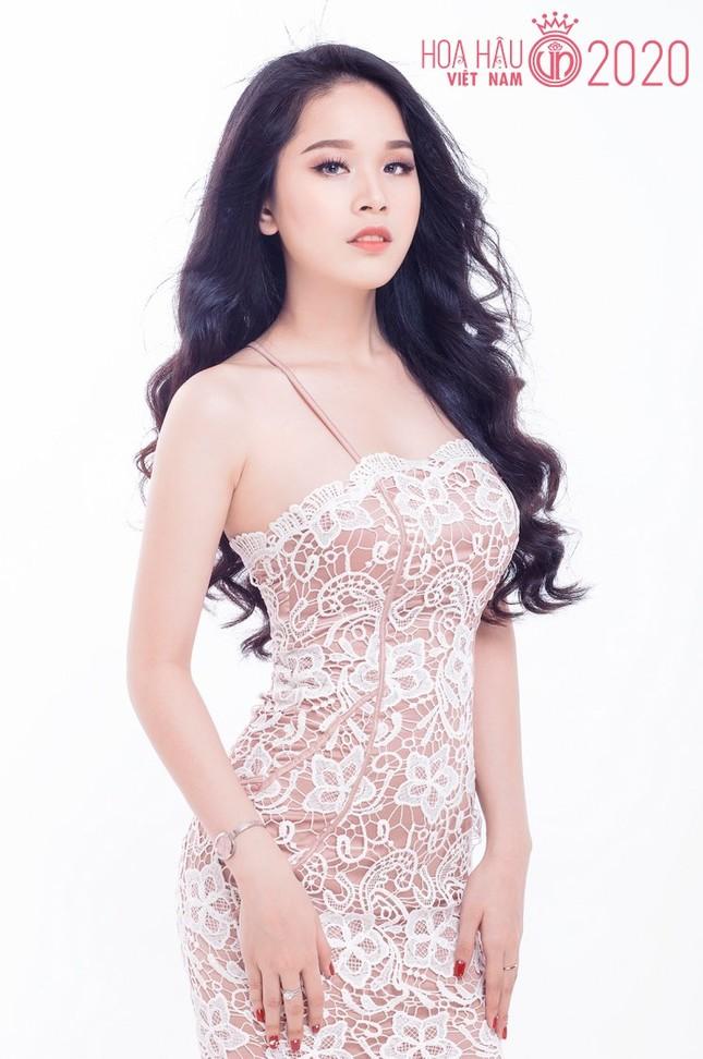 Hotgirl 9x từng tham gia MV Hồ Quang Hiếu được chú ý khi dự thi Hoa hậu Việt Nam ảnh 3