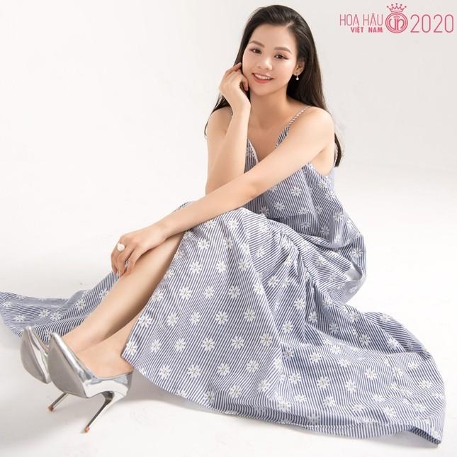 Minh Thư - cô gái giảm 17kg để sở hữu vòng eo 57cm trong dàn thí sinh Hoa hậu Việt Nam ảnh 5