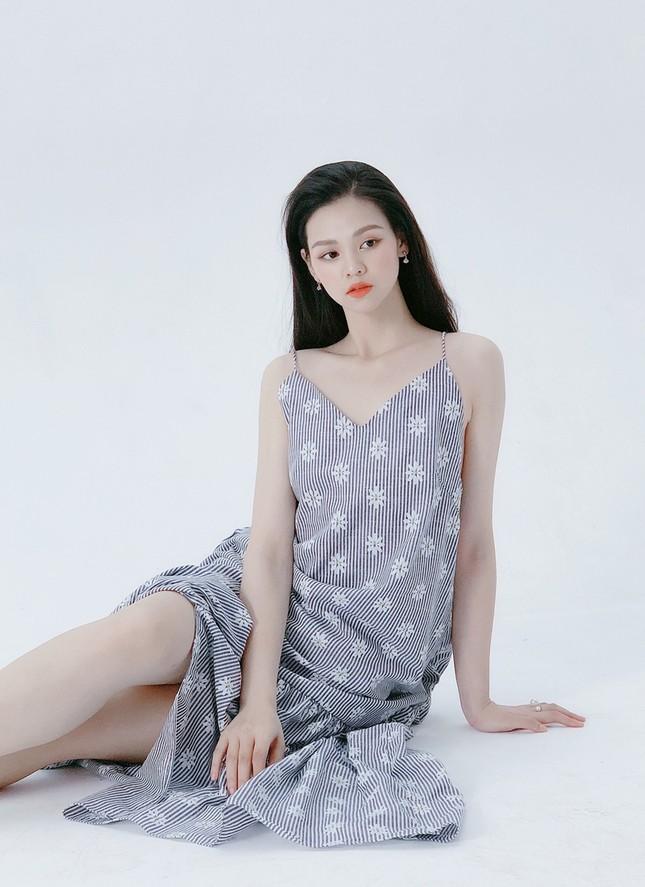 Minh Thư - cô gái giảm 17kg để sở hữu vòng eo 57cm trong dàn thí sinh Hoa hậu Việt Nam ảnh 3