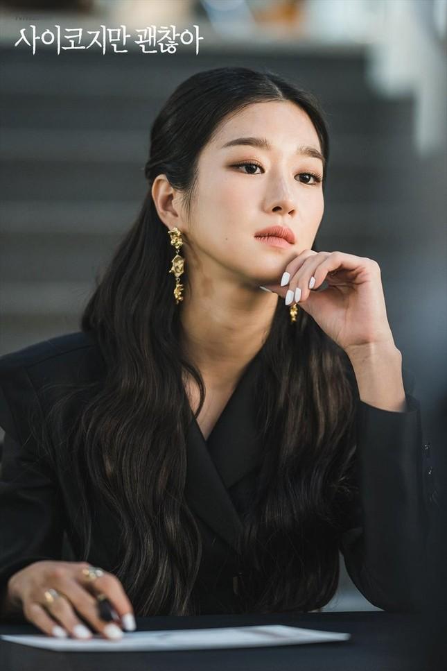 Học hỏi ngay 5 kiểu tóc của Seo Ye Ji (Điên Thì Có Sao) để trông sang chảnh hơn ảnh 1