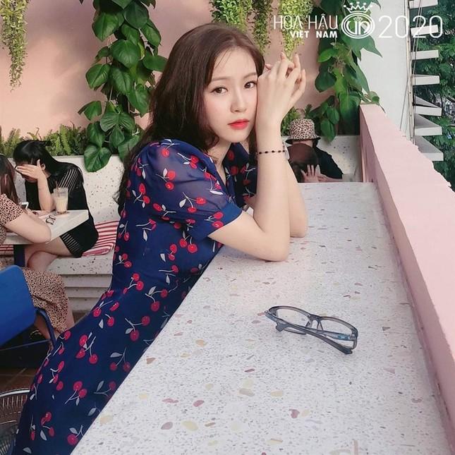 """Thí sinh Hoa hậu Việt Nam mang nét đẹp """"thần tiên tỉ tỉ"""" gần giống Hoa hậu Đặng Thu Thảo ảnh 3"""