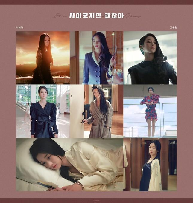 """71 bộ trang phục siêu sang chảnh làm nên tên tuổi Seo Ye Ji trong """"Điên Thì Có Sao"""" ảnh 1"""