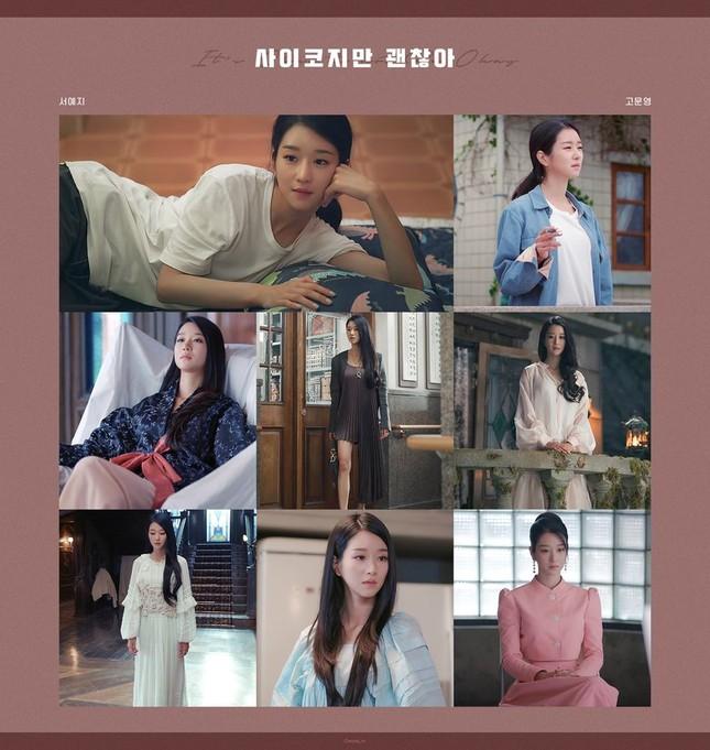 """71 bộ trang phục siêu sang chảnh làm nên tên tuổi Seo Ye Ji trong """"Điên Thì Có Sao"""" ảnh 3"""