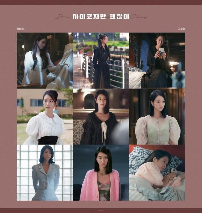 """71 bộ trang phục siêu sang chảnh làm nên tên tuổi Seo Ye Ji trong """"Điên Thì Có Sao"""" ảnh 4"""