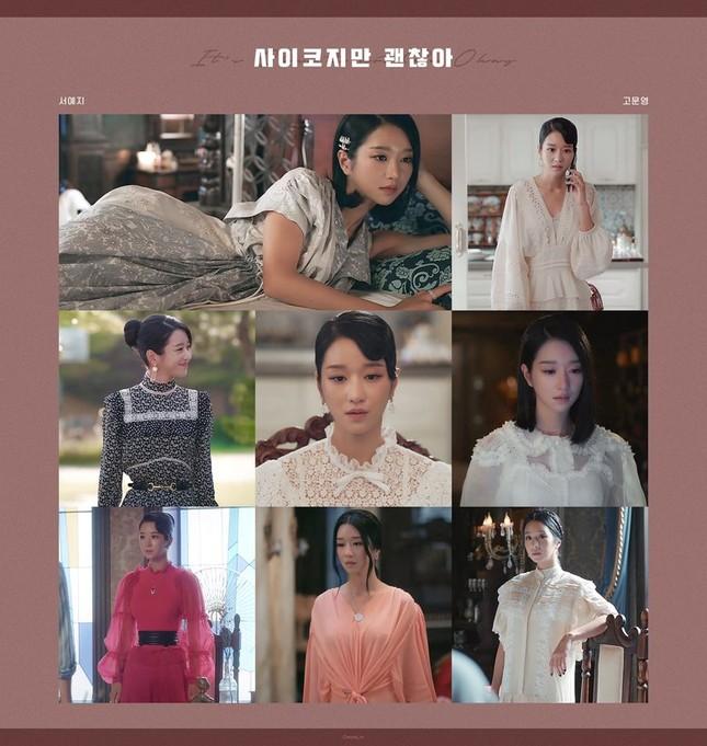 """71 bộ trang phục siêu sang chảnh làm nên tên tuổi Seo Ye Ji trong """"Điên Thì Có Sao"""" ảnh 7"""