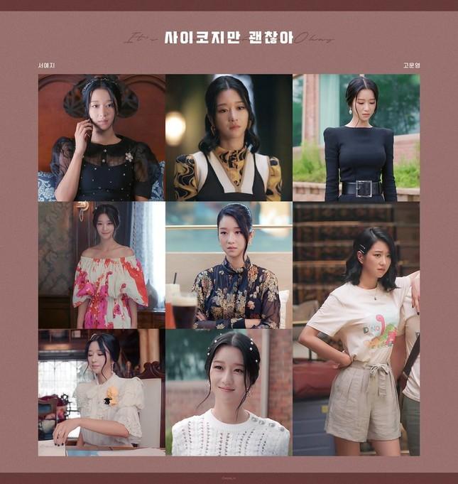 """71 bộ trang phục siêu sang chảnh làm nên tên tuổi Seo Ye Ji trong """"Điên Thì Có Sao"""" ảnh 8"""