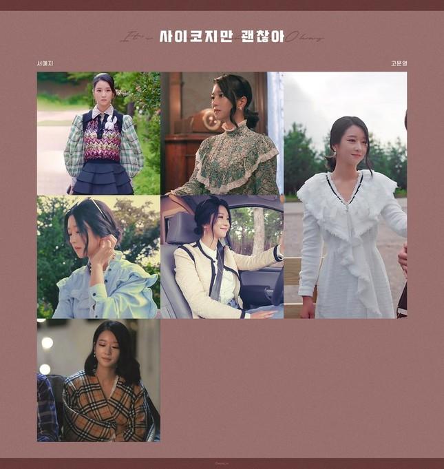"""71 bộ trang phục siêu sang chảnh làm nên tên tuổi Seo Ye Ji trong """"Điên Thì Có Sao"""" ảnh 9"""