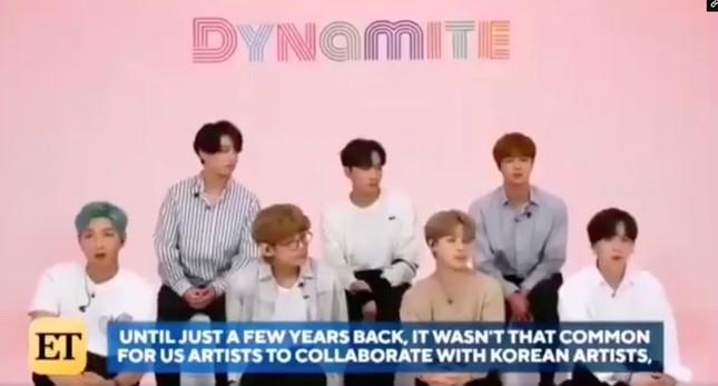 Câu trả lời của BTS khi được hỏi về BLACKPINK khiến fandom của cả hai nhóm đều thỏa mãn ảnh 2