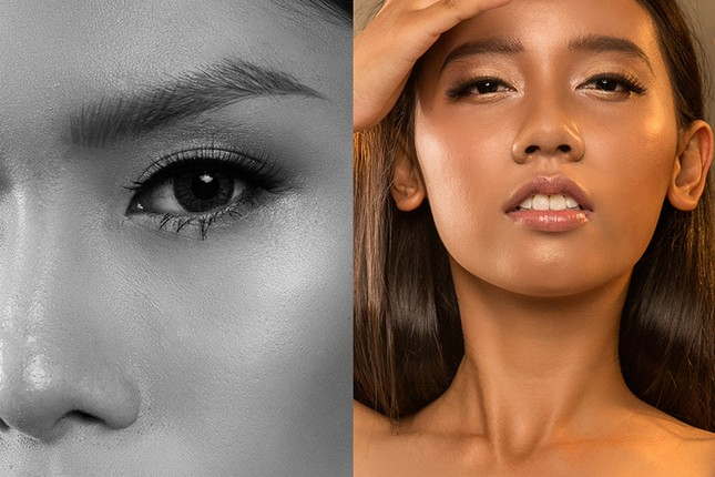 Hoàng An - thí sinh Hoa hậu Việt Nam có nét đẹp cực Tây, IELTS 8.0, thông thạo 2 ngoại ngữ ảnh 6