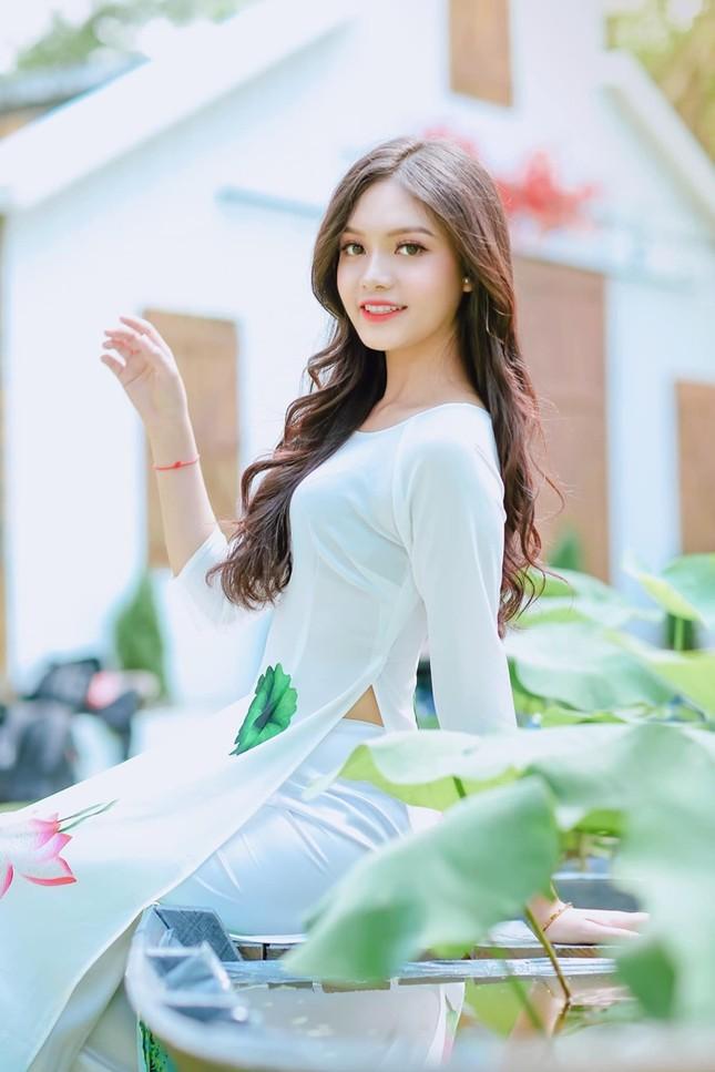 Hoa hậu Việt Nam xuất hiện thí sinh ngoại hình như búp bê Barbie, chiều cao lên tới 1m74 ảnh 4