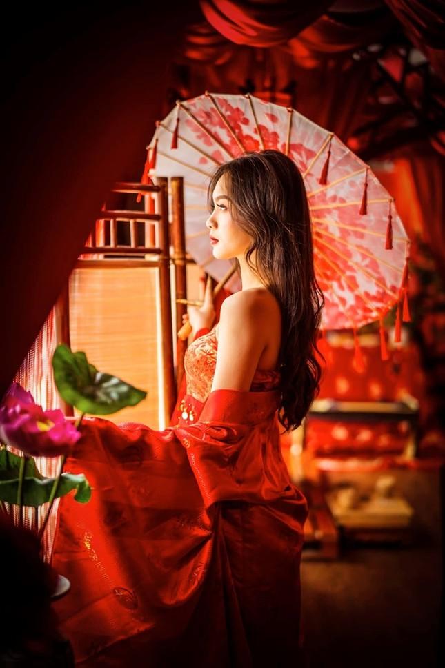 Hoa hậu Việt Nam xuất hiện thí sinh ngoại hình như búp bê Barbie, chiều cao lên tới 1m74 ảnh 6