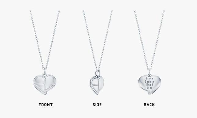 YG tung bộ phụ kiện trang sức gắn tên BLACKPINK cực xinh, thiết kế tinh xảo đẹp mắt ảnh 2