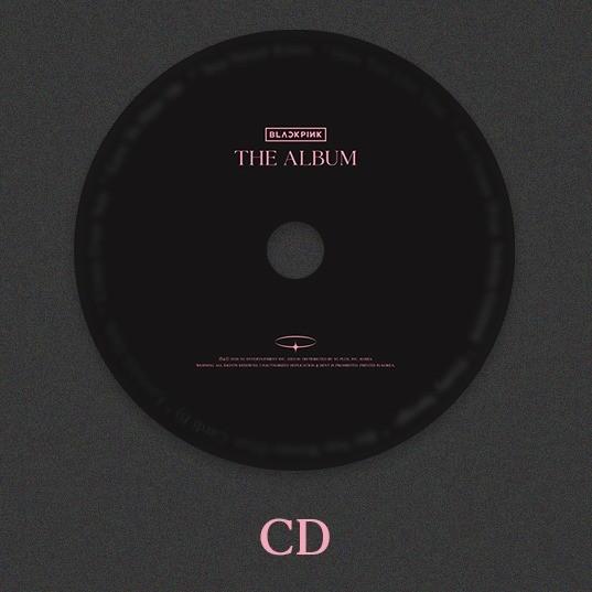 """Netizen """"soi"""" được tên của rapper Cardi B trên hình chiếc CD album sắp ra của BLACKPINK ảnh 1"""