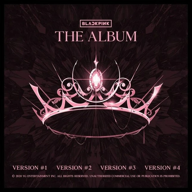 """Netizen """"soi"""" được tên của rapper Cardi B trên hình chiếc CD album sắp ra của BLACKPINK ảnh 4"""
