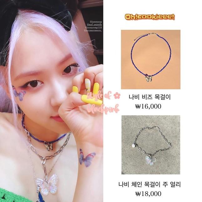 """Xem """"Ice Cream"""", netizen nể phục màn biến áo thành váy của stylist cho Rosé BLACKPINK ảnh 7"""