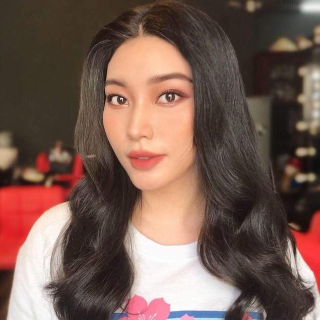 An Khương - người đẹp miền Trung của Hoa Hậu Việt Nam sở hữu mái tóc vạn người mê ảnh 2
