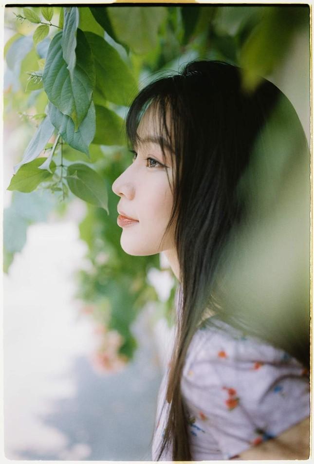 An Khương - người đẹp miền Trung của Hoa Hậu Việt Nam sở hữu mái tóc vạn người mê ảnh 4
