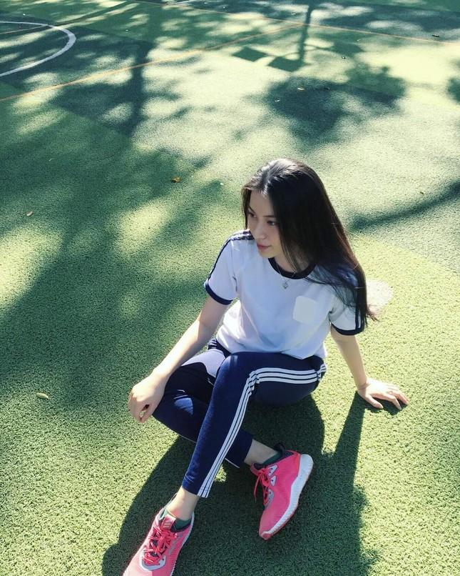 An Khương - người đẹp miền Trung của Hoa Hậu Việt Nam sở hữu mái tóc vạn người mê ảnh 6