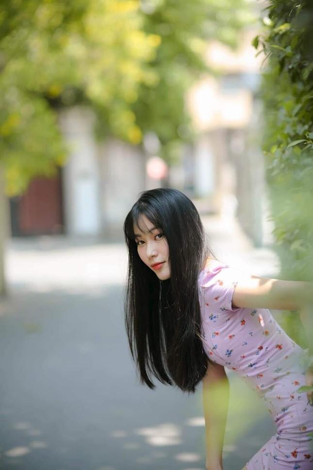 An Khương - người đẹp miền Trung của Hoa Hậu Việt Nam sở hữu mái tóc vạn người mê ảnh 7