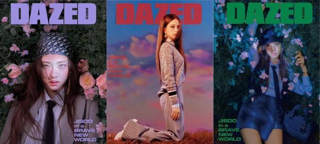 Vì sao Jisoo BLACKPINK chụp loạt ảnh cho BST mới của Dior chỉ dùng duy nhất một mẫu túi? ảnh 1