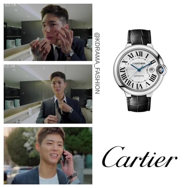 """Park Bo Gum lái xe sang, dùng toàn hàng hiệu đắt giá trong hai tập đầu """"Ký Sự Thanh Xuân"""" ảnh 6"""